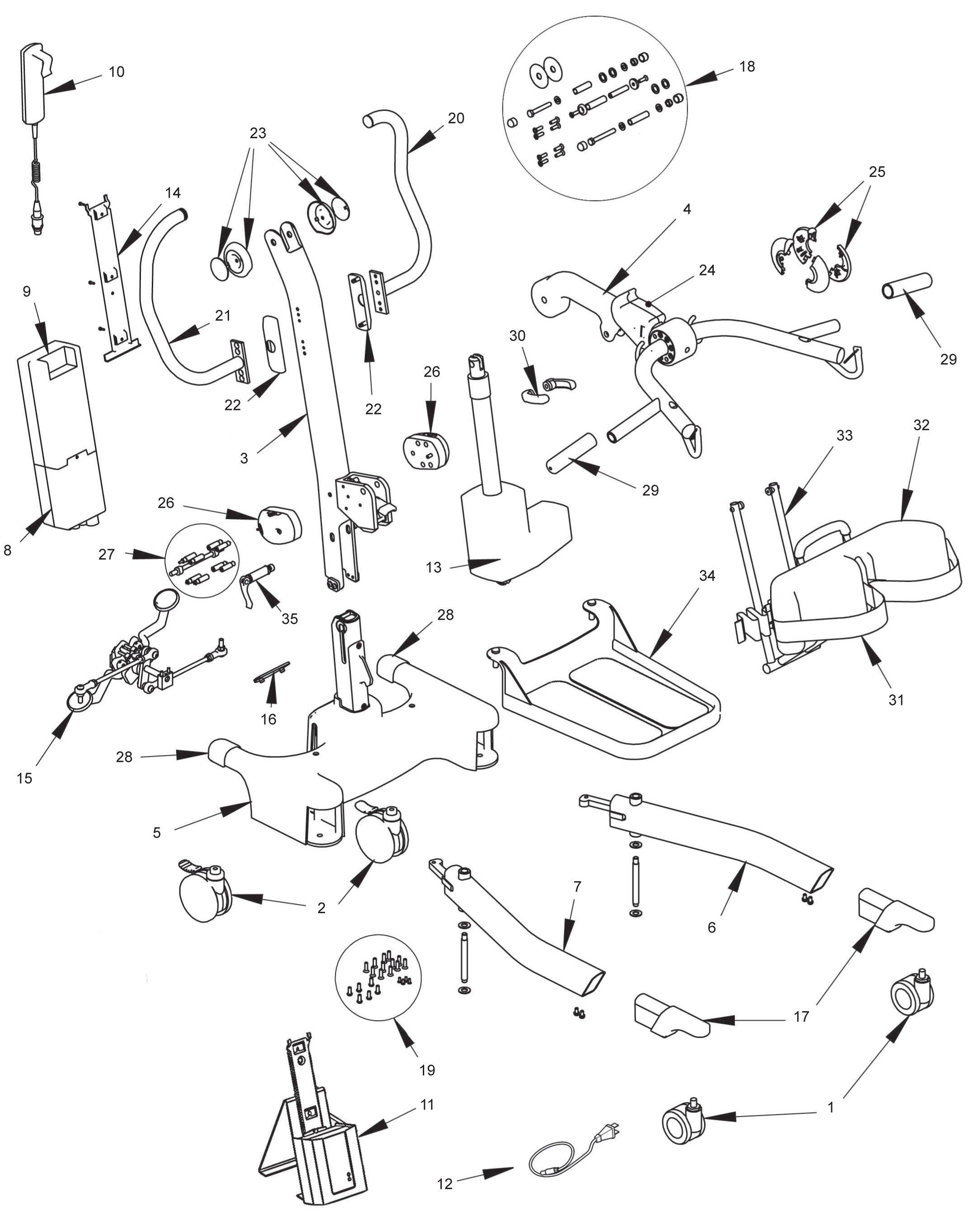Lift Parts - QuickFind
