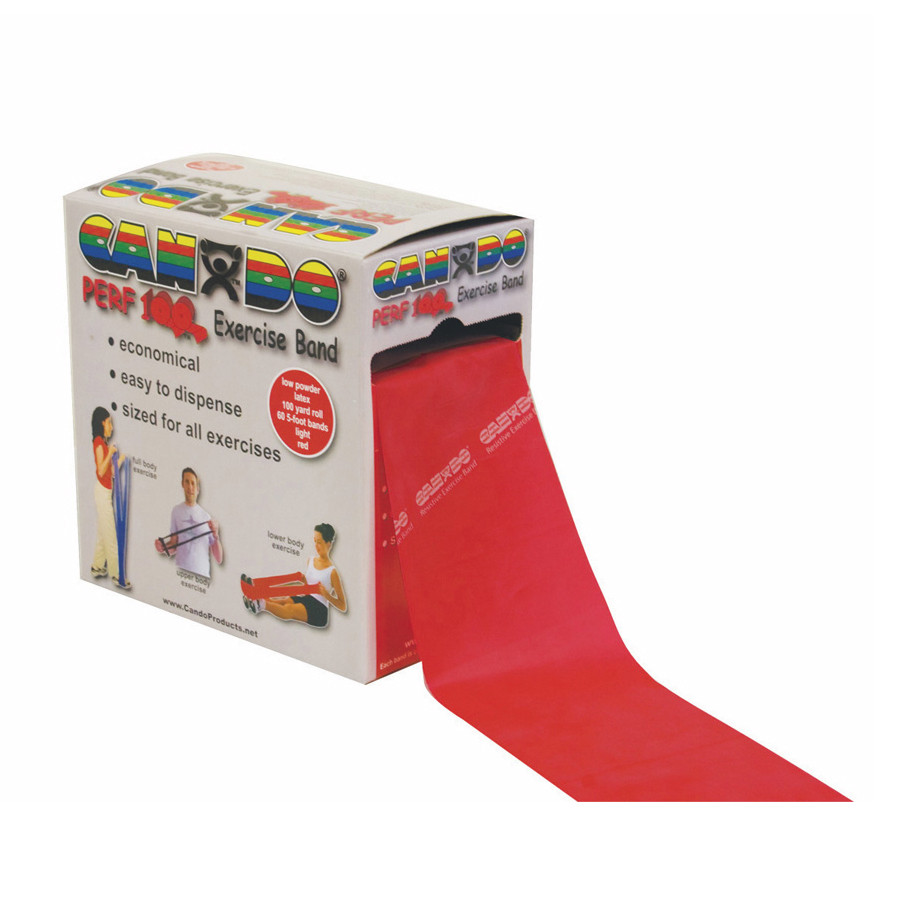 CanDo® 100 Yard Color-Coded Bands
