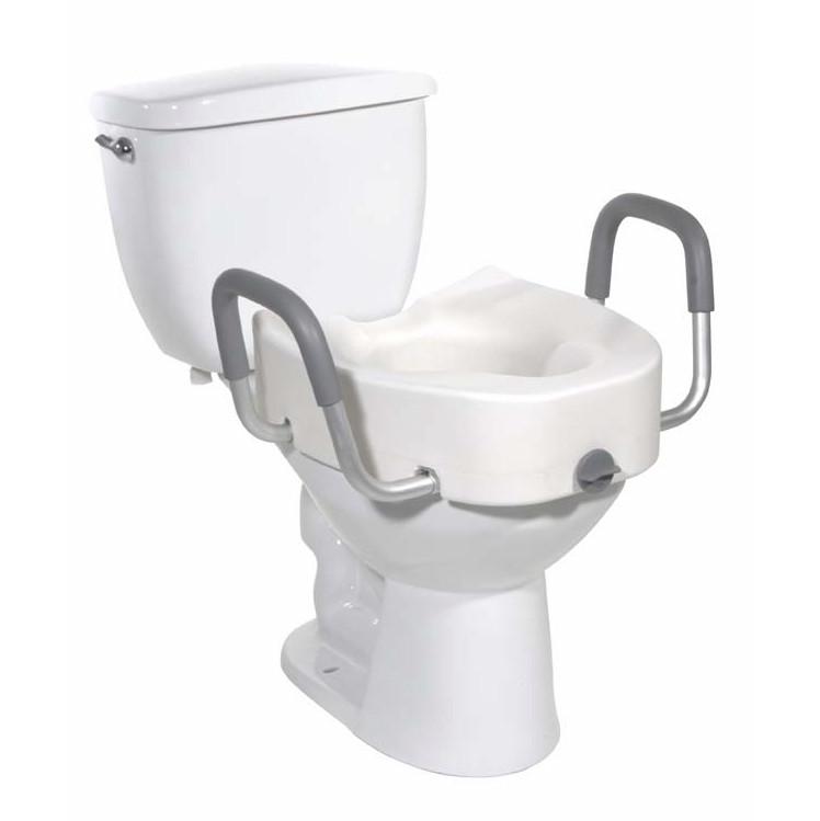 Premium Toilet Seat w/ Lock