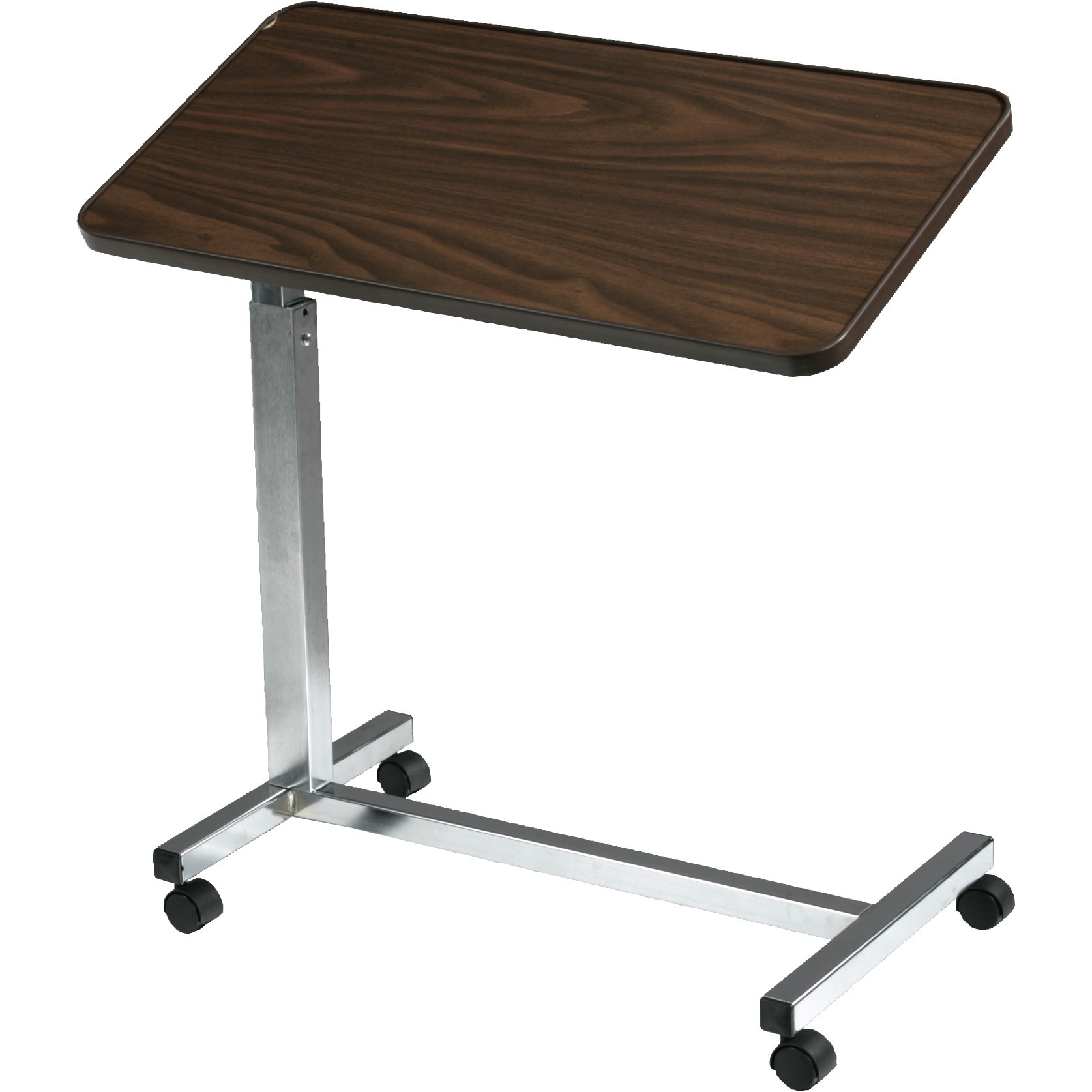 Drive Medical - Deluxe Tilt-Top Overbed Table - 13008