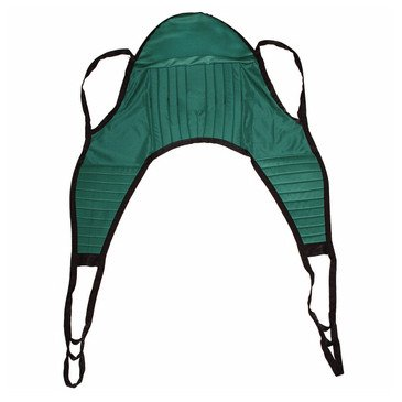 Drive Full Body Sling w/ Commode-Large