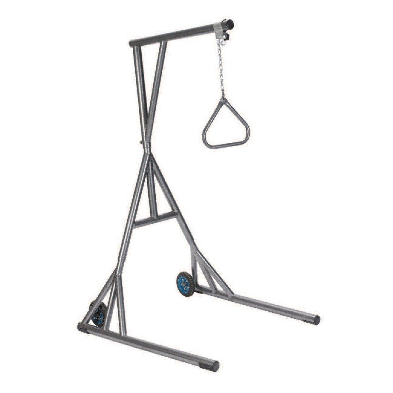 Free Standing Trapeze w/ Base & Wheels