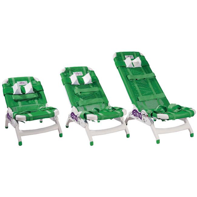 Wenzelite Otter Bathing System - Pediatric Bath Seat - Soft Fabric - Large