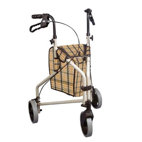 Winnie Lite Supreme/Go Lite 3 Wheel Aluminum Rollator