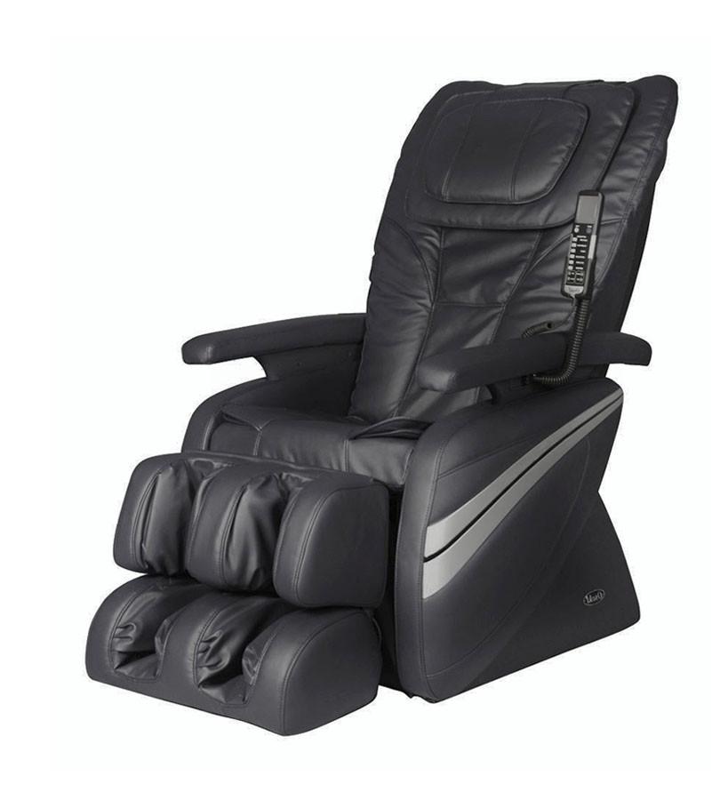 Osaki 1000 Massage Chair - Black  - Front Angle View