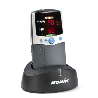 PalmSAT 2500 Handheld Oximeter Charging Stand