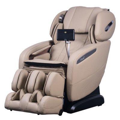 Osaki Pro Maxim Massage Chair - Ivory - Front Angle View