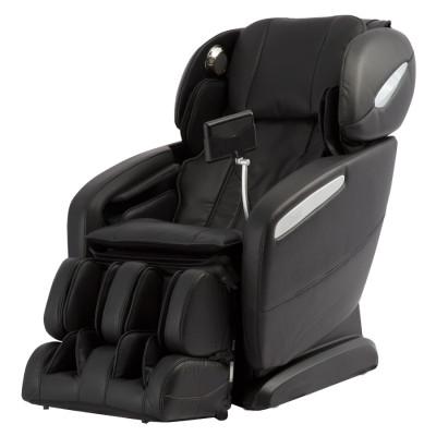 Osaki Pro Maxim Massage Chair - Black - Front Angle View