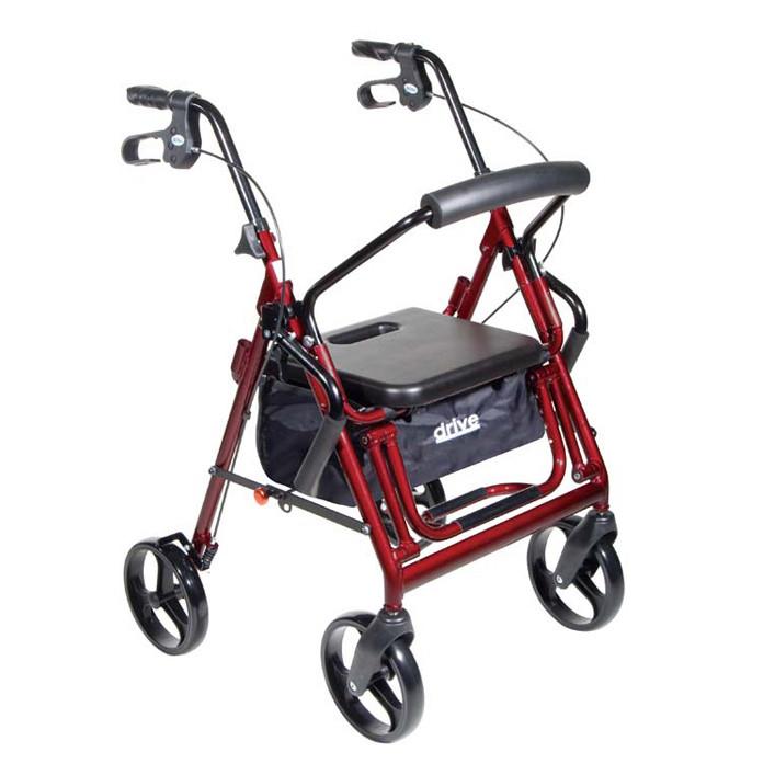 Duet Transport Chair & Rollator