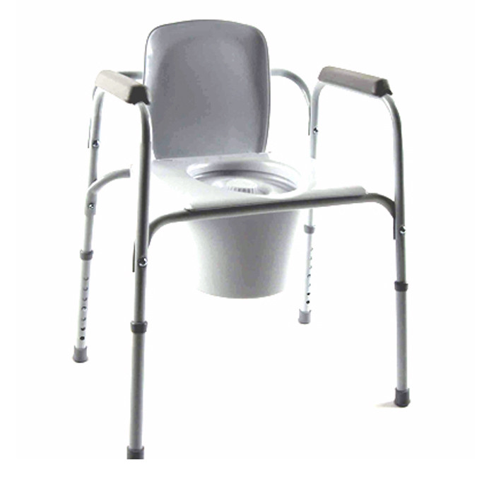 I·Class All-In-One Commode