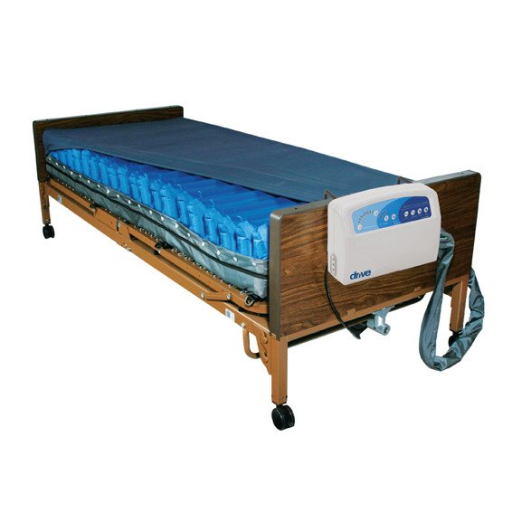 Med-Aire Plus Alternating Pressure and Low Air Loss Mattress System