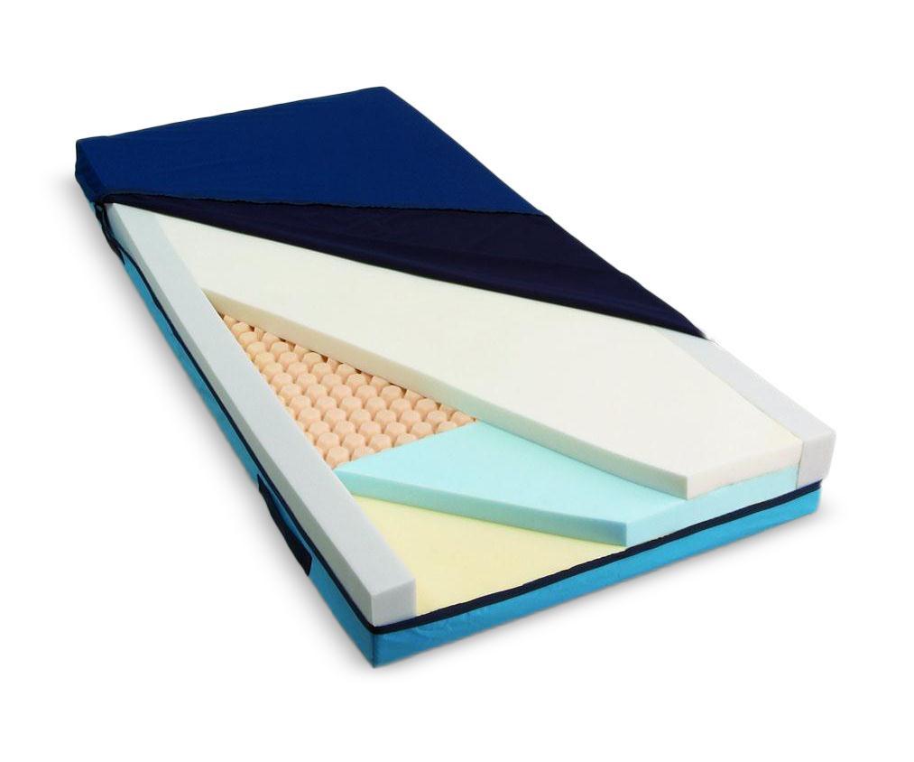 Medline Advantage 1700 Memory Foam Mattress