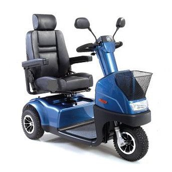 Afiscooter C / Breeze C 3-Wheel Scooter - Blue