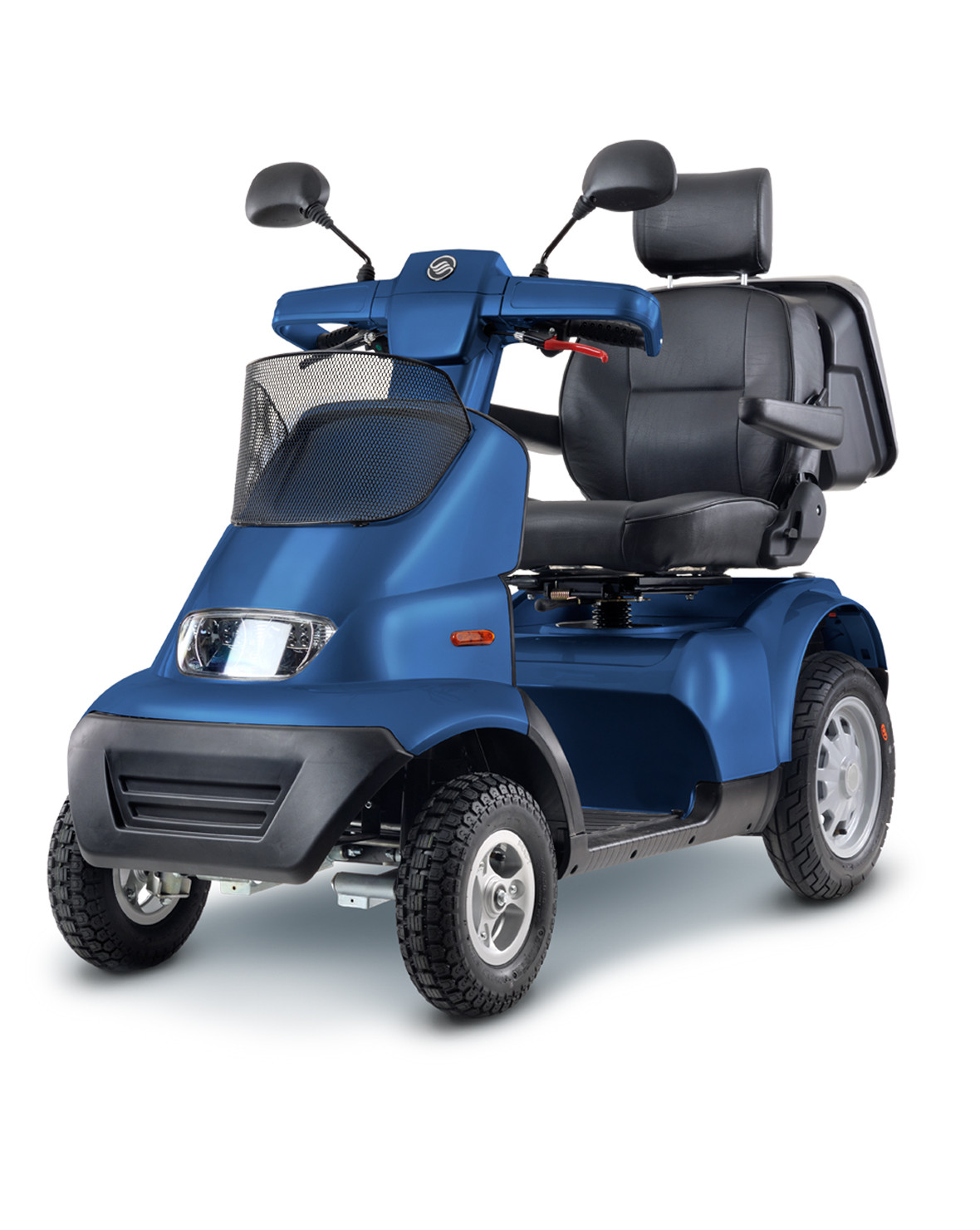 AFISCOOTER S 4-Wheel - Blue