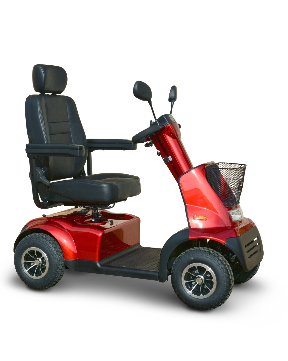 Afiscooter C3 3-Wheel Scooter - Red