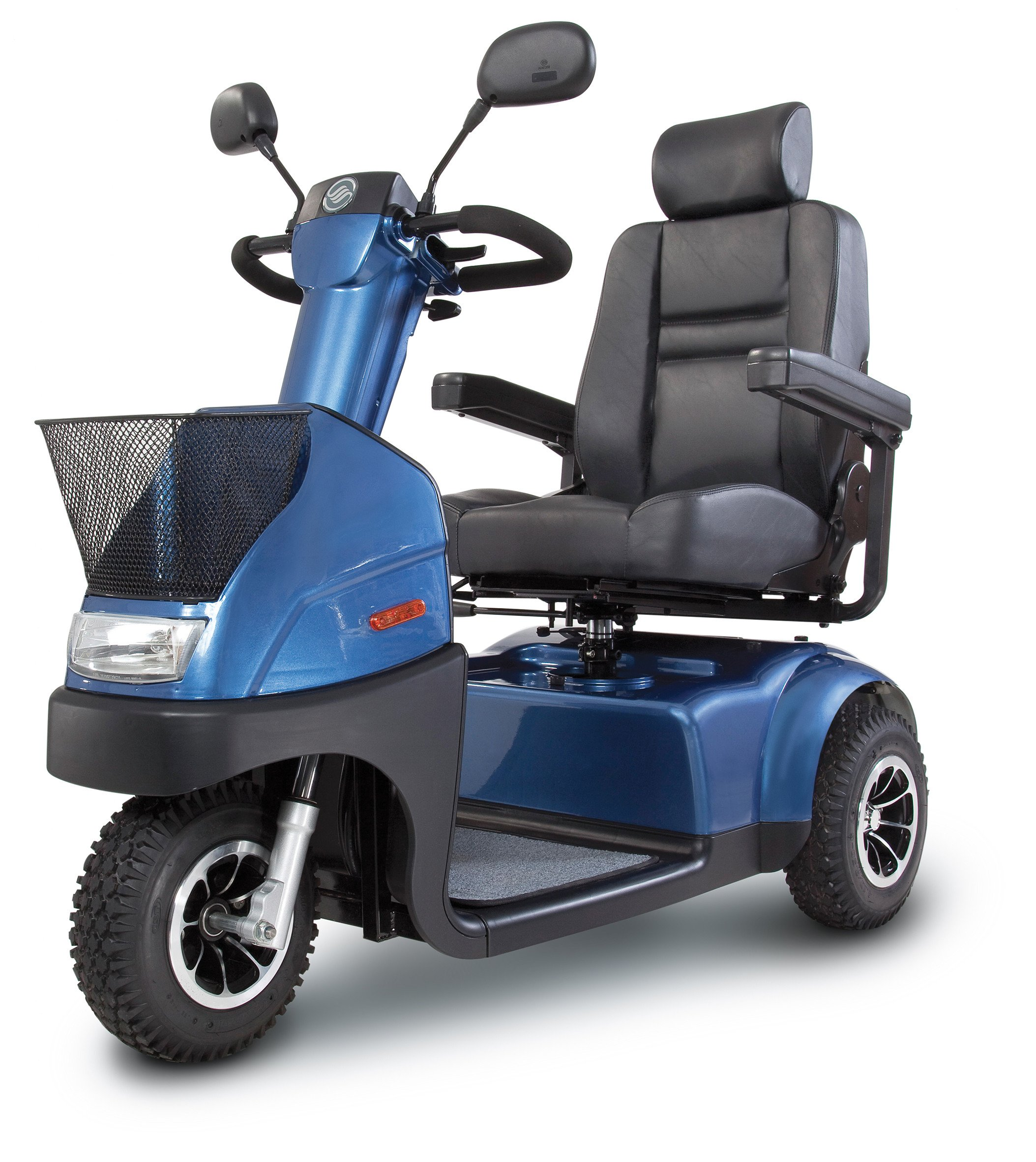 Afiscooter C3 3-Wheel Scooter - Blue