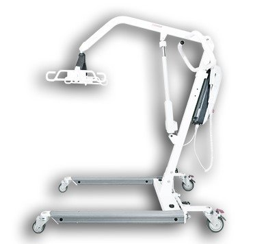 BestLift PL400E Electric Patient Lift - Side View
