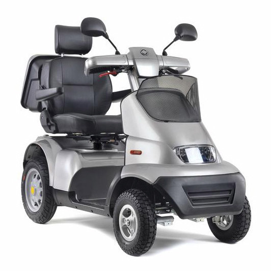 AFISCOOTER S 4-Wheel - Silver