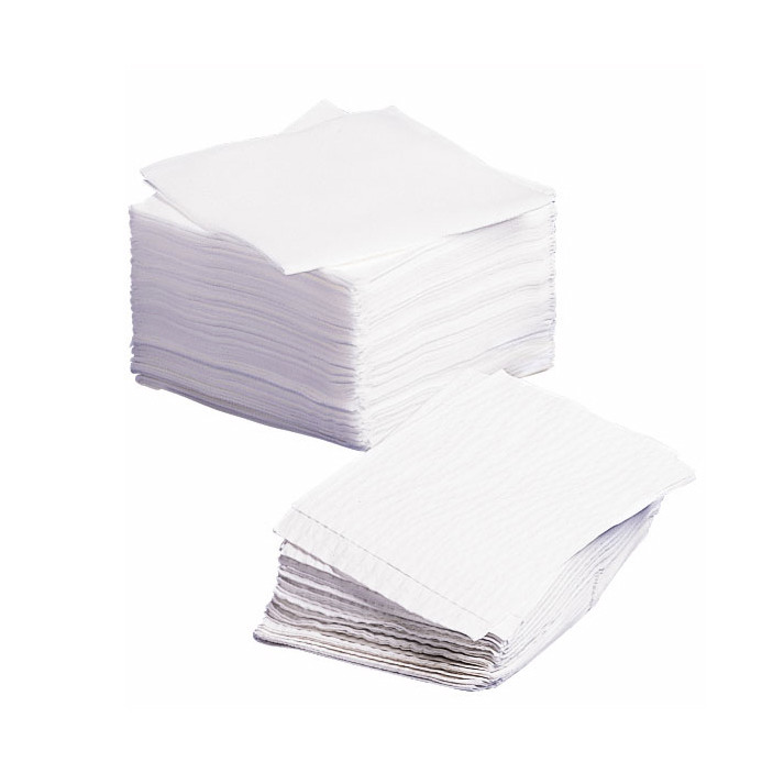 Deluxe Dry Disposable Washcloths - 500