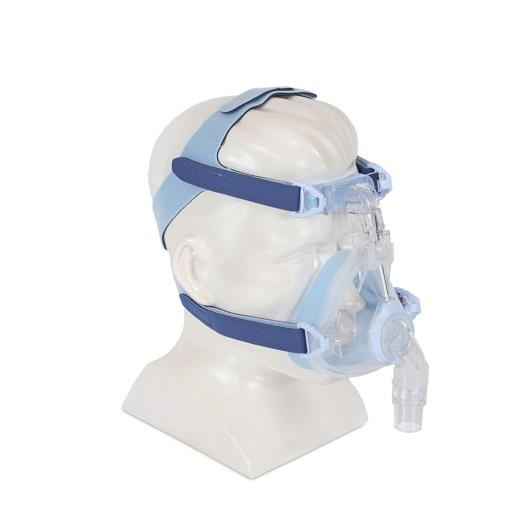 EasyFit® SilkGel Full Face CPAP Mask and Headgear