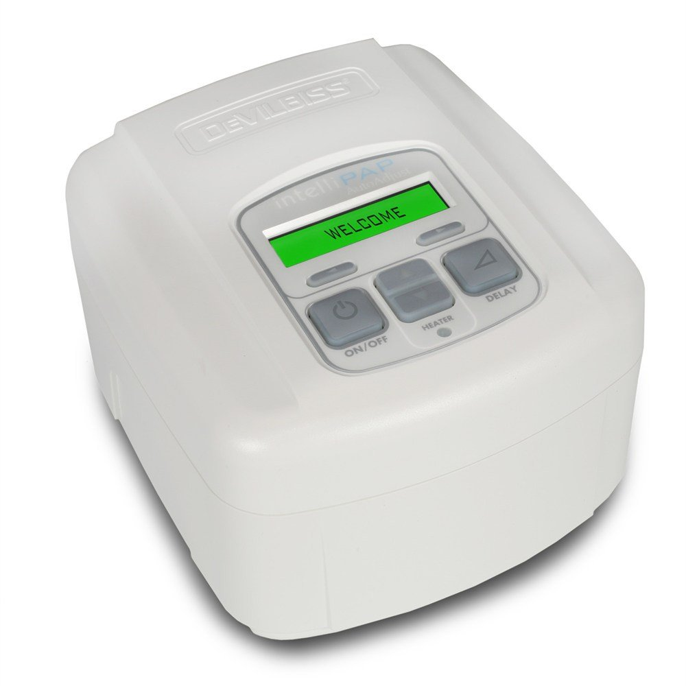 IntelliPAP AutoAdjust with SmartFlex