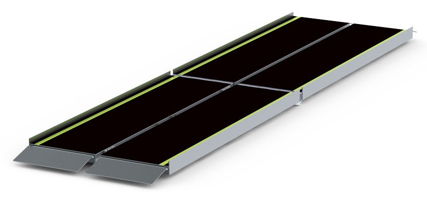 ez access trifold ramp advantage series
