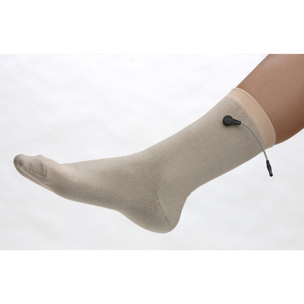 BioKnit® Conductive Fabric Sock
