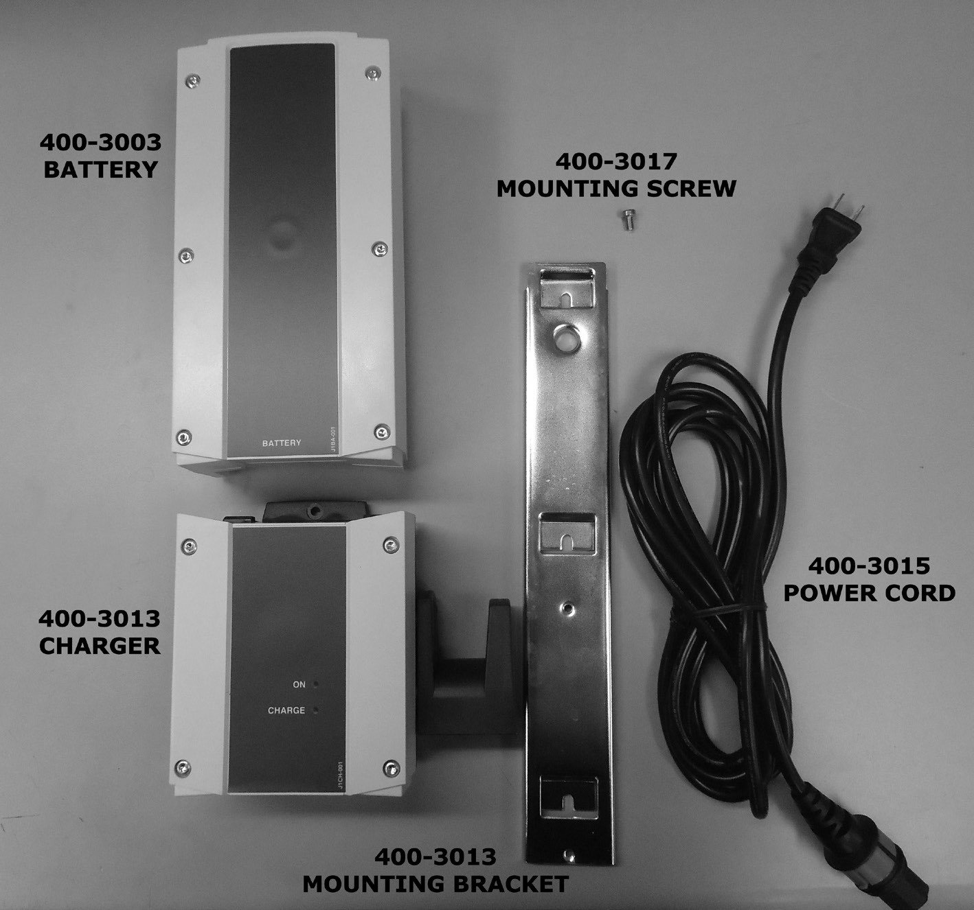 Hoyer HPL-CH Battery Charger Kit  for Electric Patient Lift