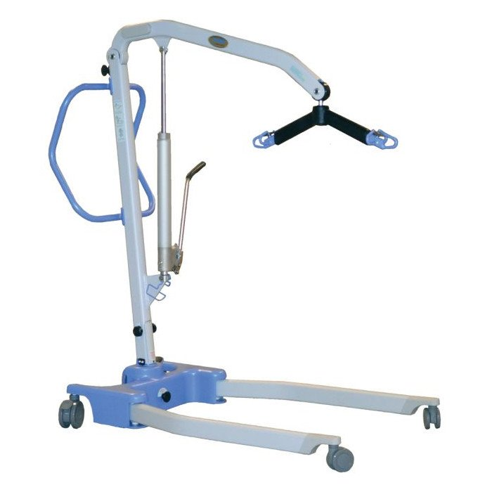 HoyerPro Advance-H Portable Manual Patient Lift  - 340 lbs.