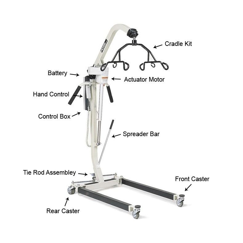 HPL402 - Parts Diagram