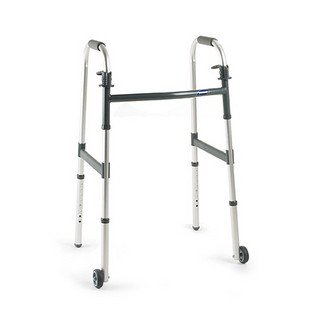 I-Class Junior Dual-release Wheeled Walker