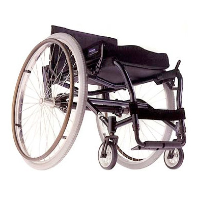 Invacare A-4 Ultralight Rigid Wheelchair