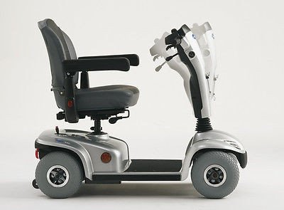 Invacare Leo 4-Wheel Midsize Scooter - Free Protection Plan - Free Shipping!