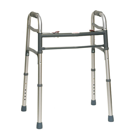 Deluxe Single Release Junior Folding Walker