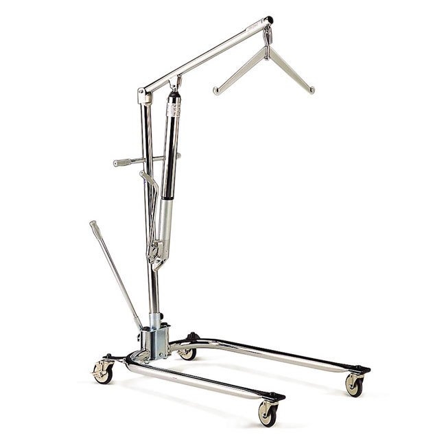 Hydraulic Medical Lift Chair : Hoyer classic patient lift