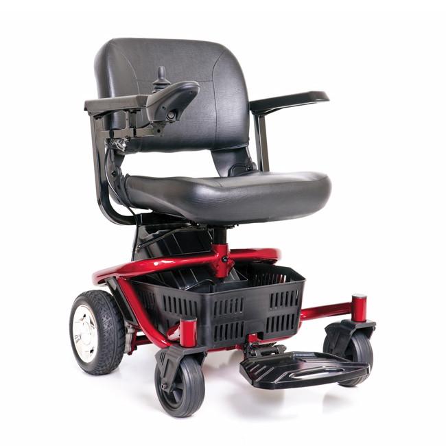 LiteRider PTC 3-Wheel Power Chair