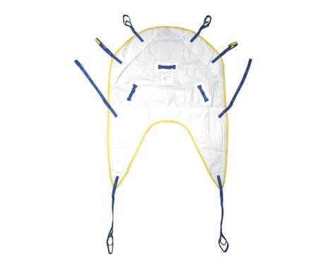 U-Shaped Disposable Sling with Head Support (10 Pack) - Small