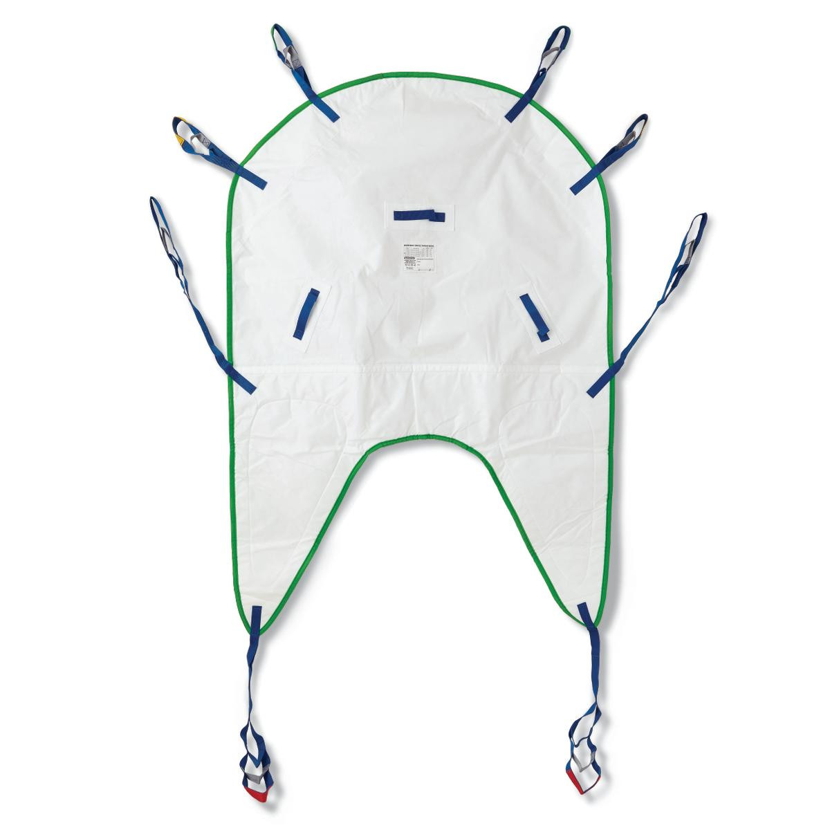 U-Shaped Disposable Sling with Head Support (10 Pack) - Large