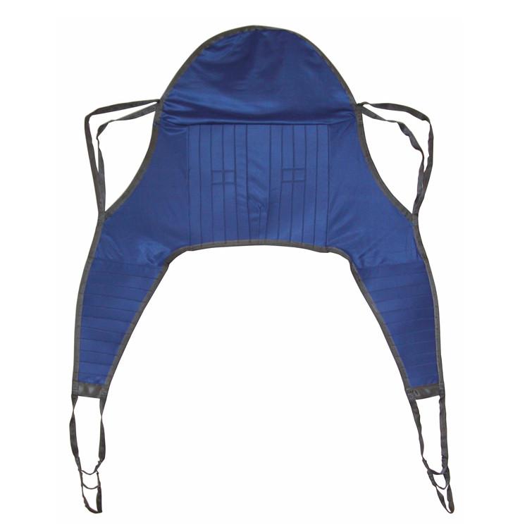 Medline Padded Sling w/ Head Support-Large