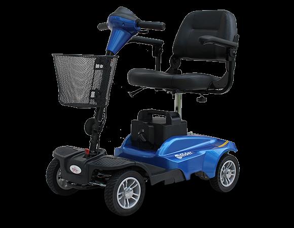 MiniRider 4-Wheel -Blue