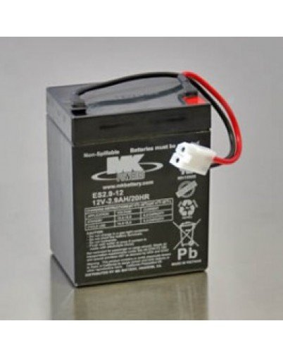 12V Battery Replacement for LP5, LP6, LP6+, LP10 Volumetric Ventilator