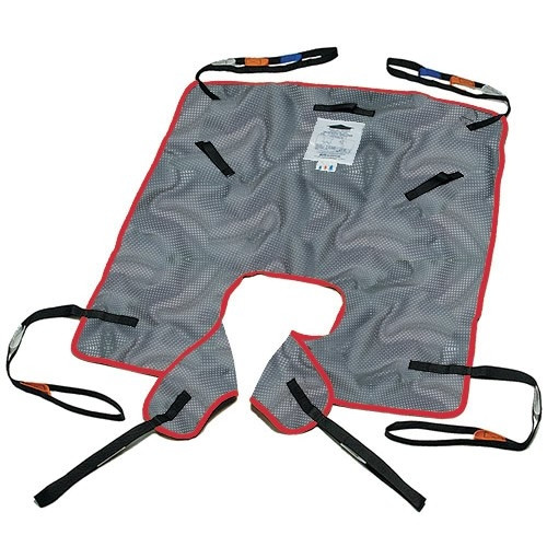 Hoyer Quick Fit Deluxe Sling - Mesh - Large