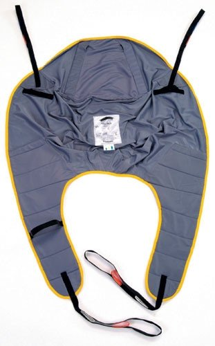 Hoyer Full Back Padded Bariatric Sling - XX-Large - NA1075 - View 1