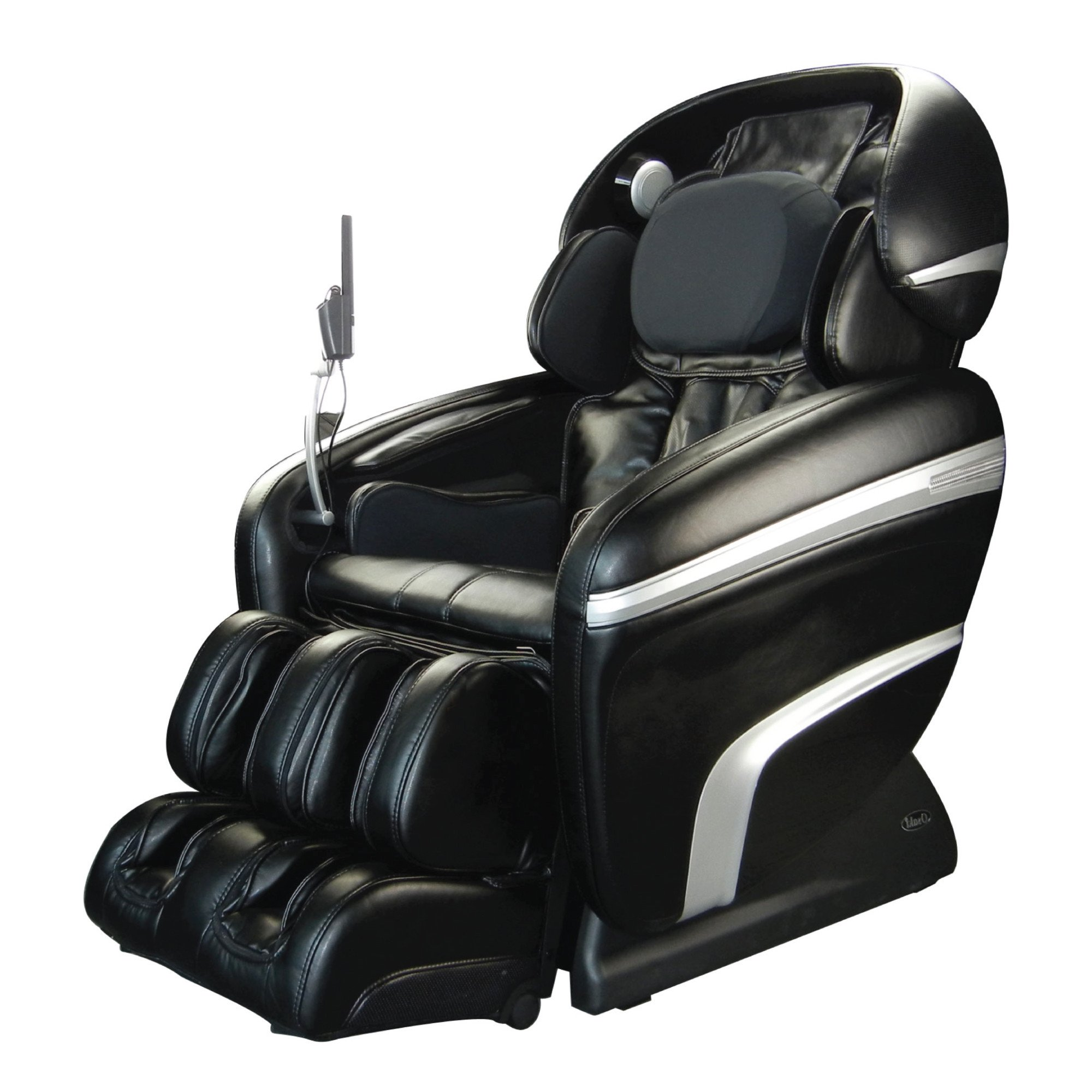 Osaki 7200CR Massage Chair - Black  - Front Angle View