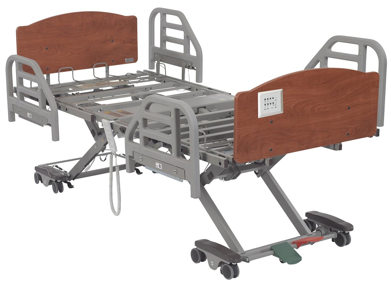 Prime Care Expandable  Hi-Lo Bed - P903