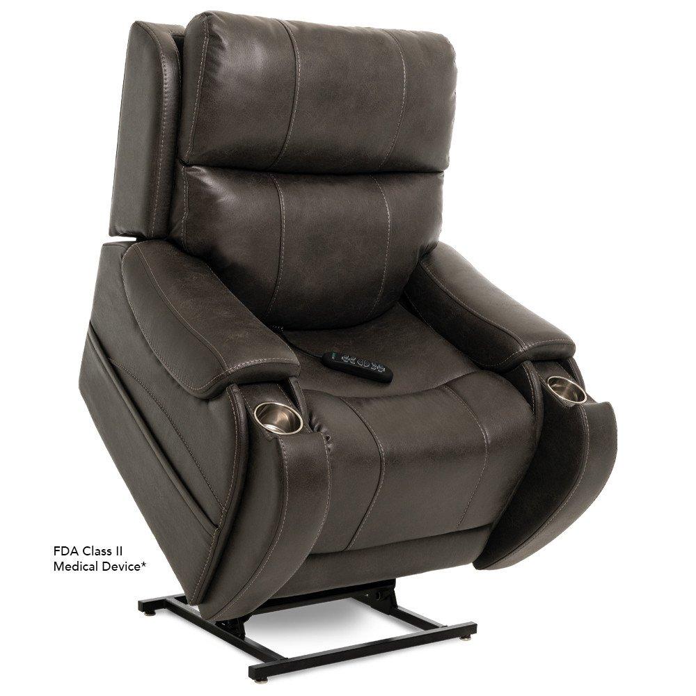 Pride VivaLift!® Atlas - Infinite Position Lift Chair - PLR-985 - Badlands Fabric - Steel