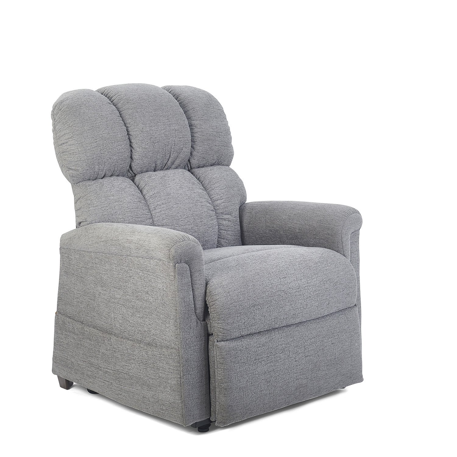 Golden - PR535-M26 Comforter - 3 Position Power Lift Chair Recliner with Chaise - Oxford