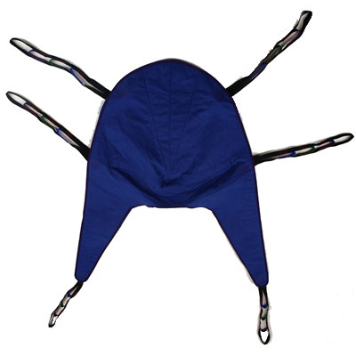 Invacare Divided Leg Padded Fabric U-Sling - Medium