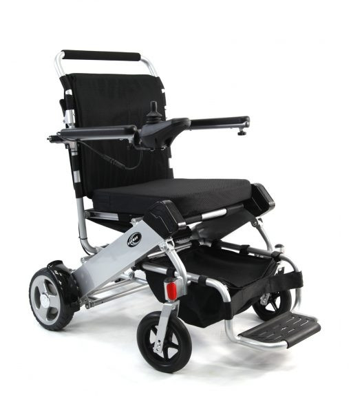 Karman healthcare pw f500 foldable power chair for Does medicare cover motorized wheelchairs