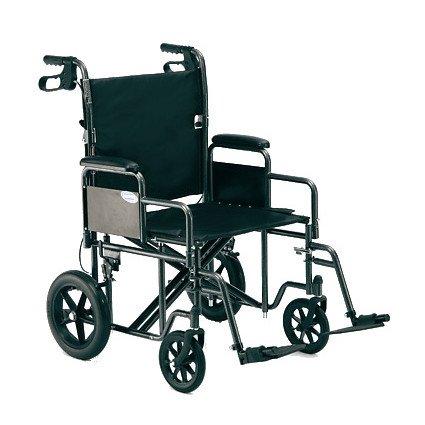 Heavy Duty Transport Wheelchair
